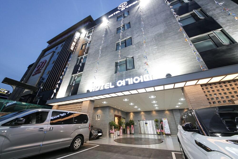 Hotel Yeogieottae Haeundae