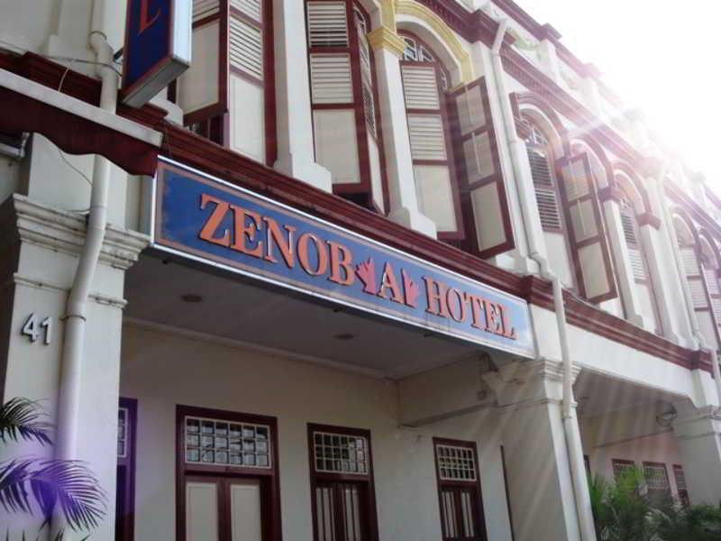 Zenobia Hotel