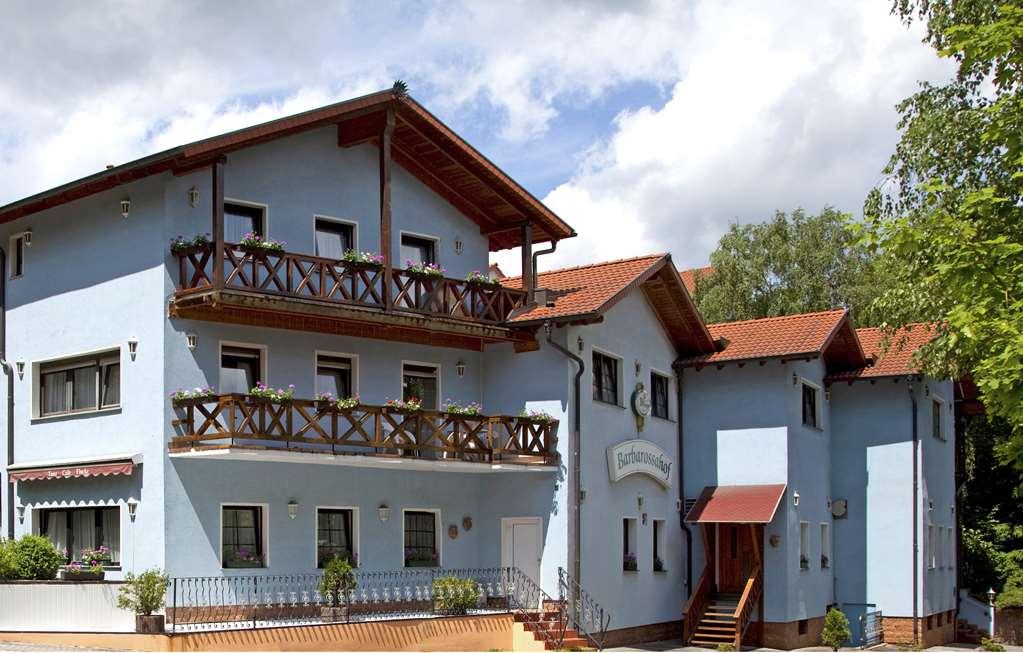 Hotel Restaurant Barbarossahof