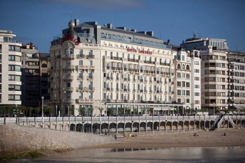 Hotel de Londres y de Inglaterra - San Sebastian