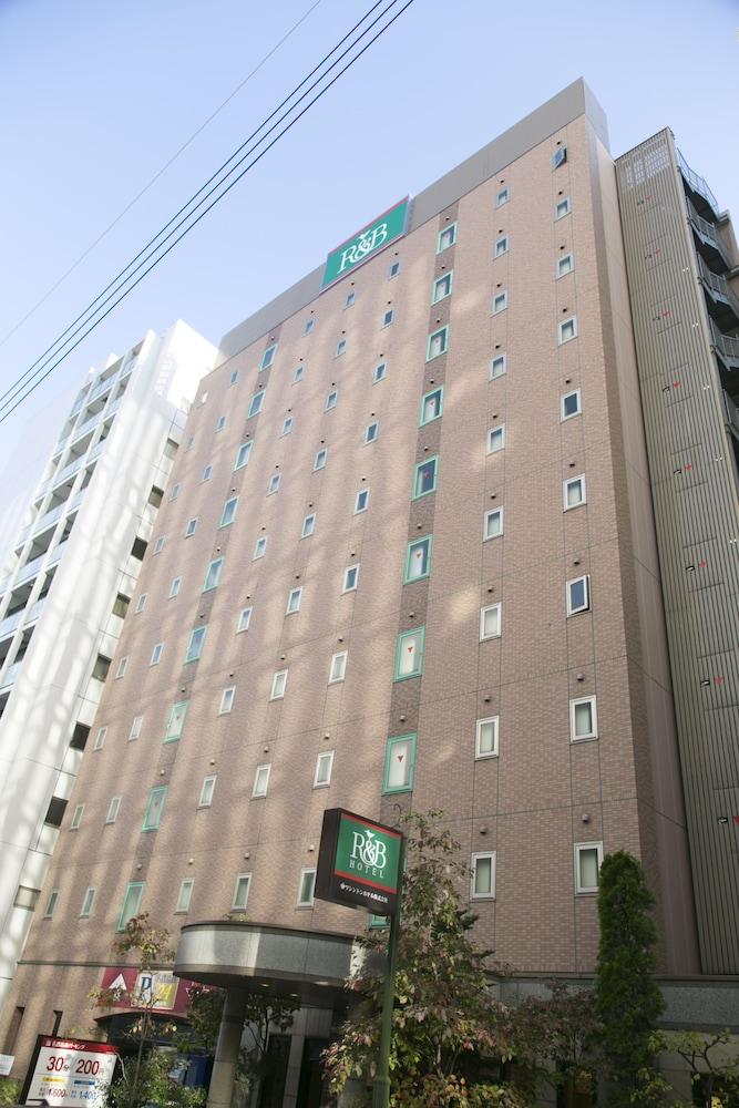 Gallery image of R&B Hotel Nagoya Sakae Higashi