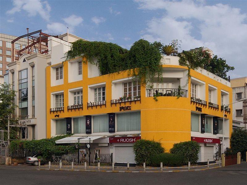 Melange Luxury Service Apartment