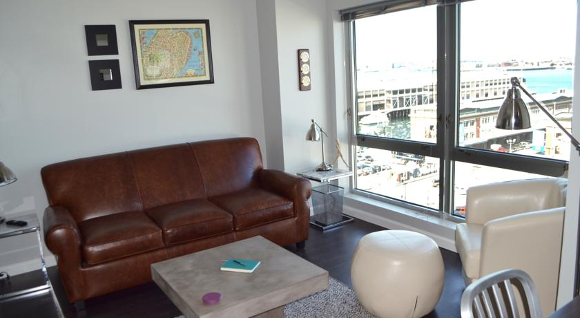 Seaport Luxury HarborView by Spare Suite