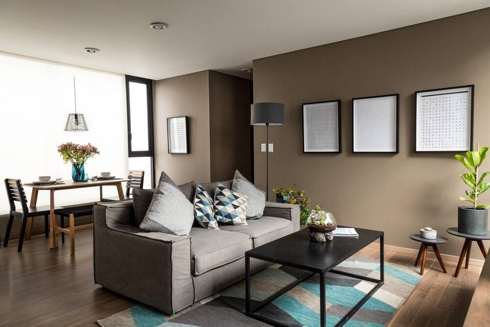 2br New Cozy Apartment In Jurez 5 Min From Roma