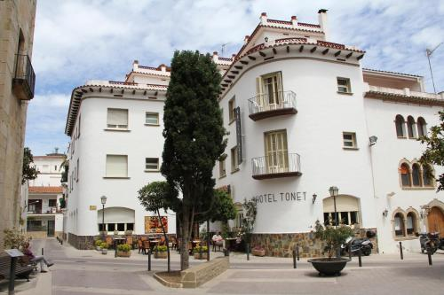 Hotel Tonet - Tossa De Mar