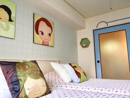 10min to Shin Osaka 1bedroom