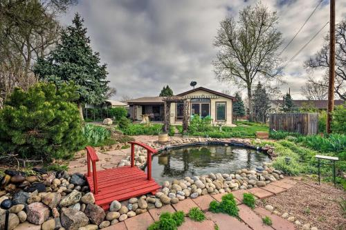Arvada Home with Beautifully Landscaped Yard