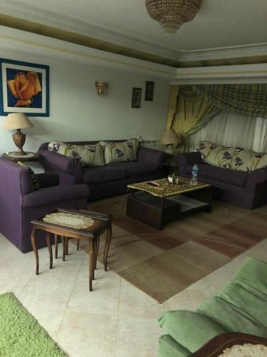 Three Bedroom Apartment Serag Tower 1 Nasr city