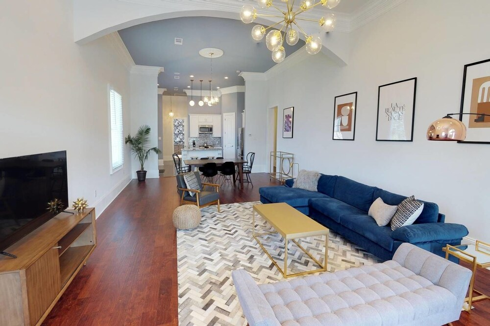 Gorgeous 4br 3.5ba in Historic Treme by Domio