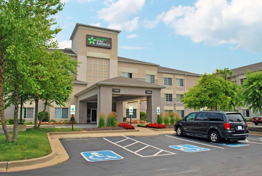 Extended Stay America St. Louis Airport Central