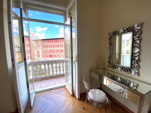 James Joyce Apartment Trieste