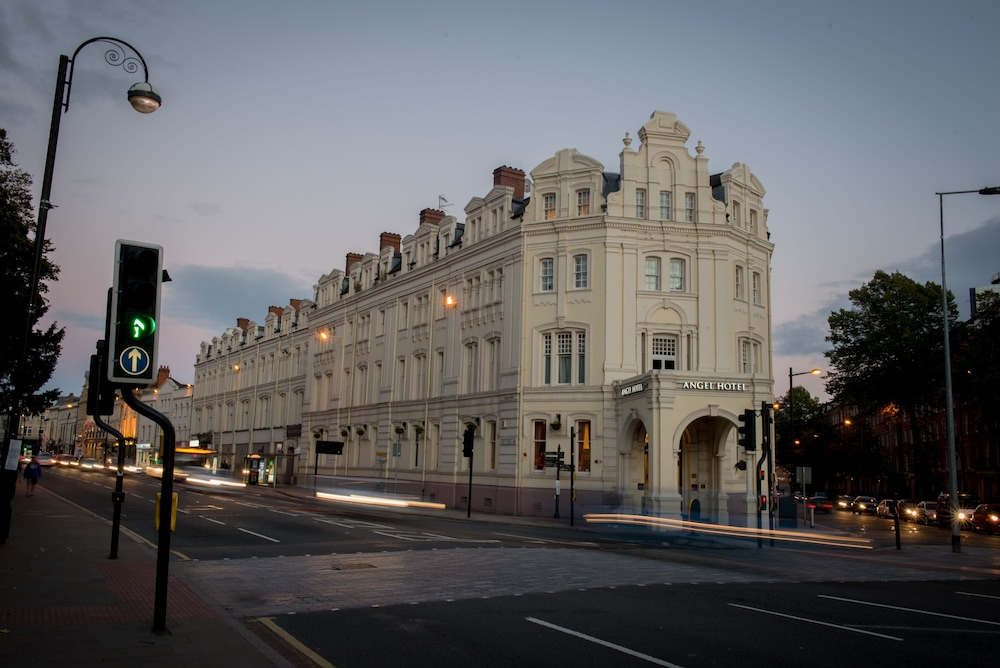 Gallery image of The Angel Hotel
