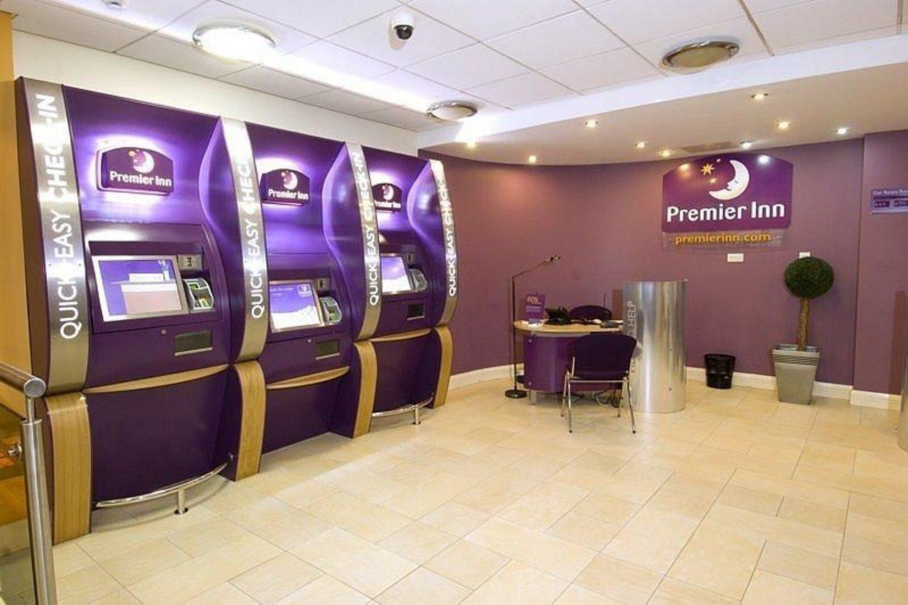 Gallery image of Premier Inn Manchester Central