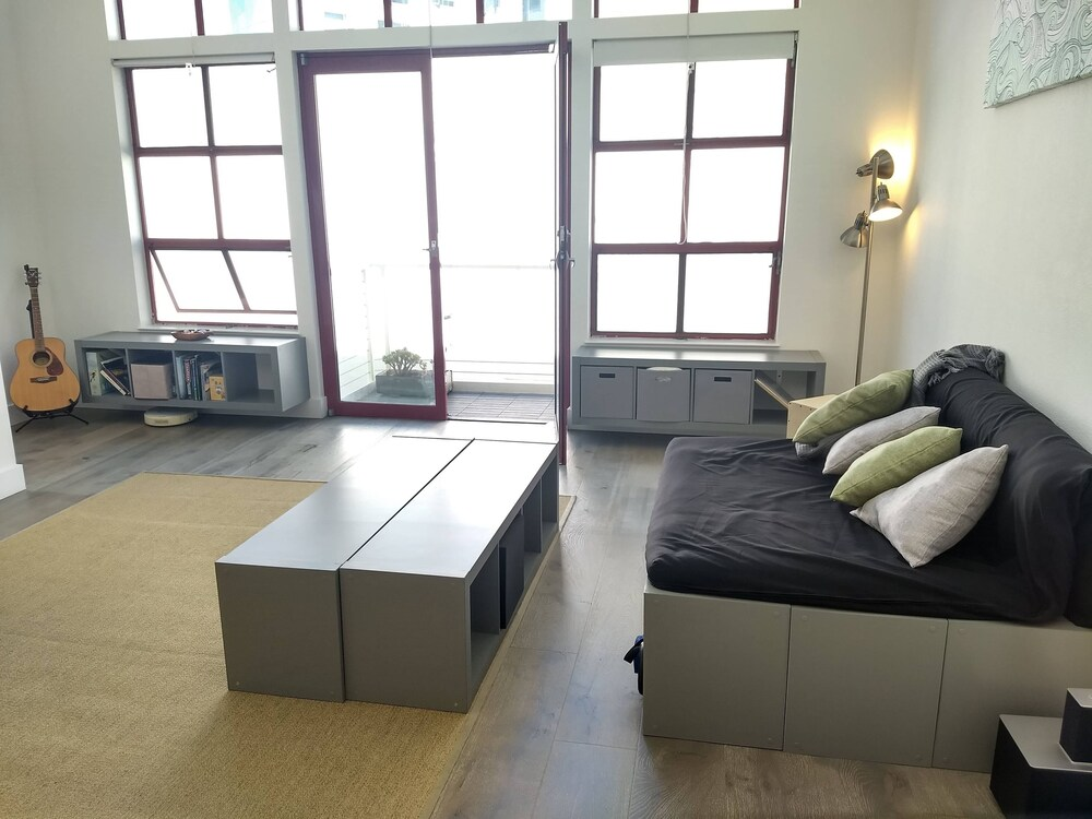 Bright And Modern Loft In The Heart Of Sf 1 Bedroom Condo