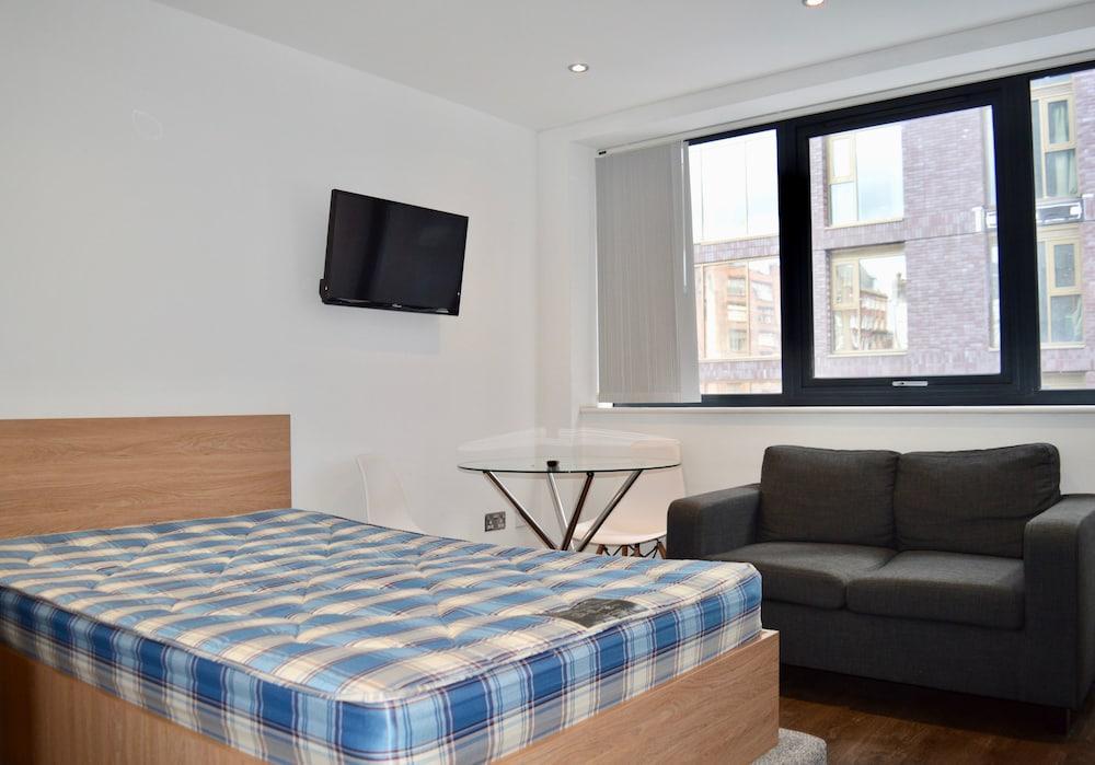 Cosy Studio Apartment in Manchester City Centre