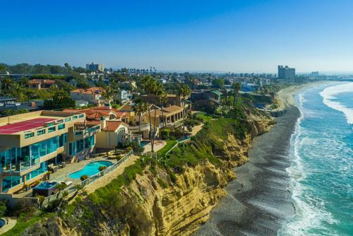 Celebrity Oceanfront Estate