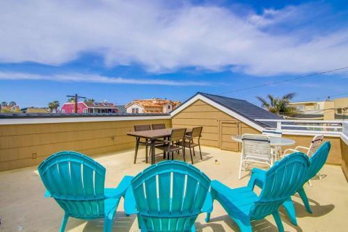 Beach Style 1 4 Br Townhouse