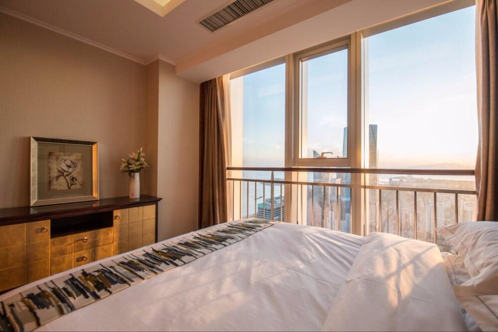 Yue Lan Hotel Apartment Zhong Tie Centre