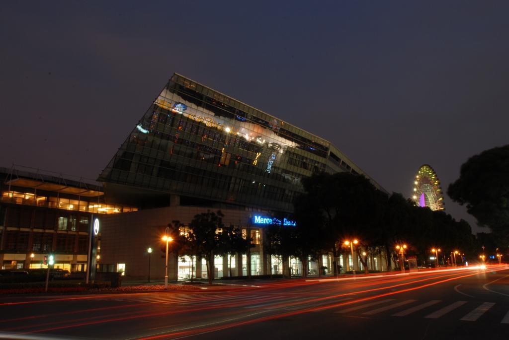 Jinji Lake Shilla Hotel Suzhou