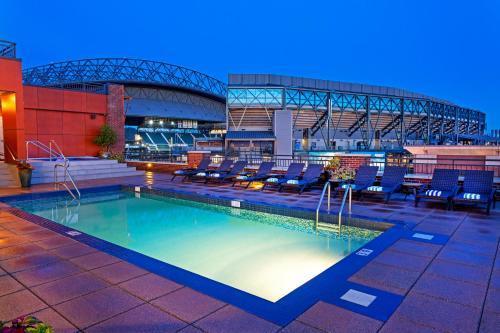 Silver Cloud Hotel Seattle Stadium