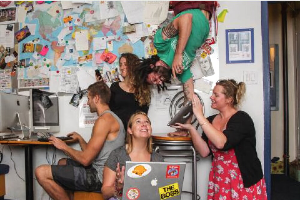 Pacific Tradewinds Hostel