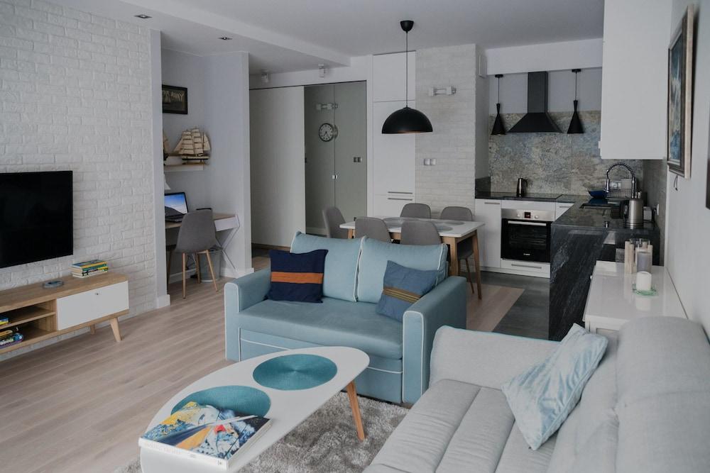 ASKI New Powiśle Apartment