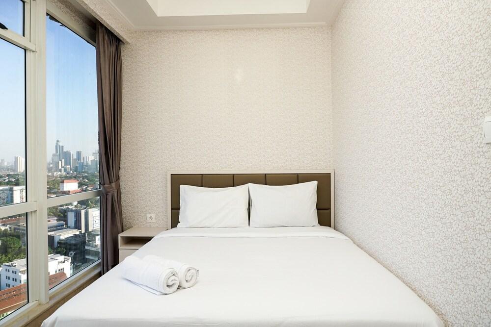 2BR Menteng Park Apartment near Jakarta CBD