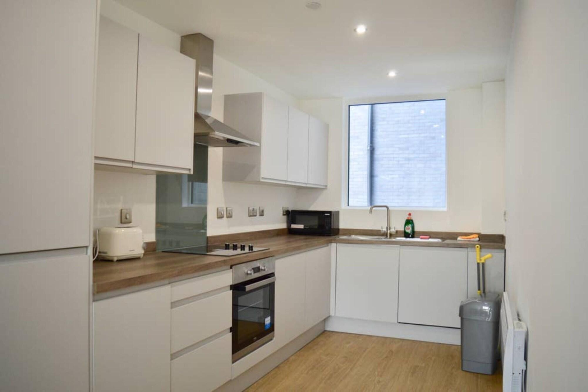 Open 1 Bedroom Apartment In Manchester City Centre