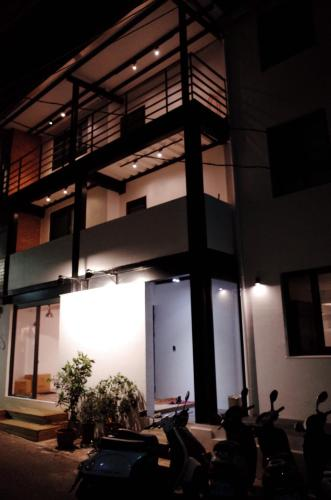 Donghai Cottage Backpack Inn Suite