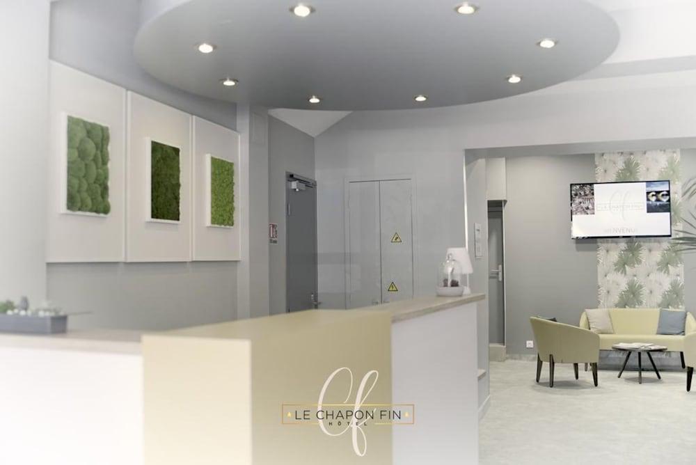 Gallery image of Hôtel Le Chapon Fin