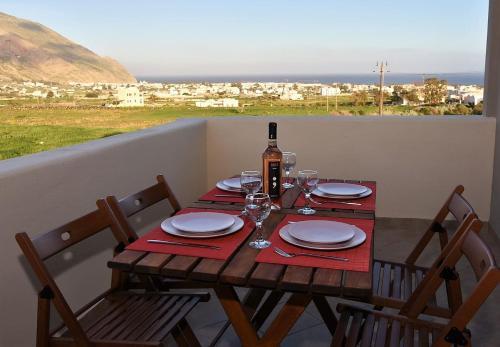 Theoni's Santorini Views