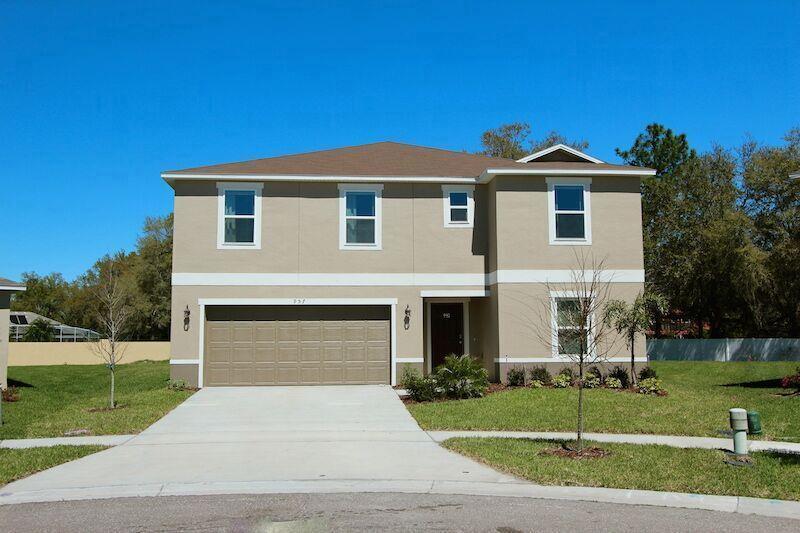 Crystal Cove Platinum Homes