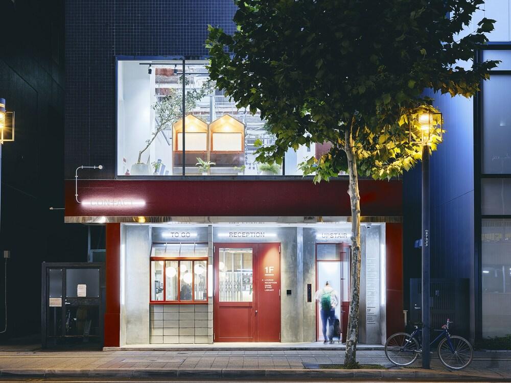 Goen Lounge & Stay Sapporo Hostel