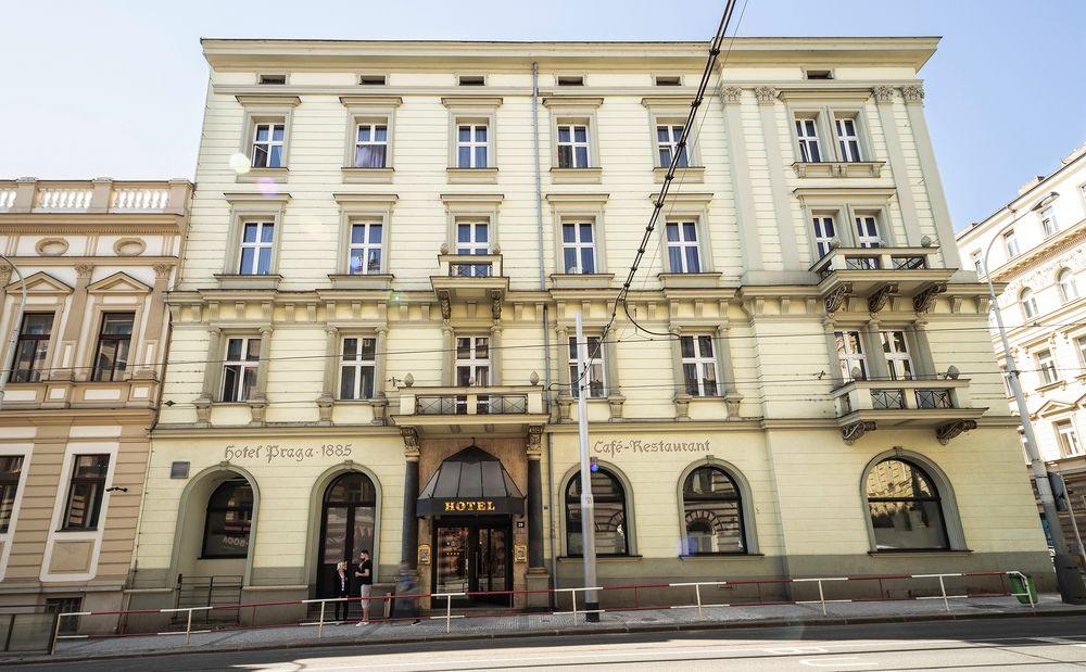 EA Hotel Praga 1885