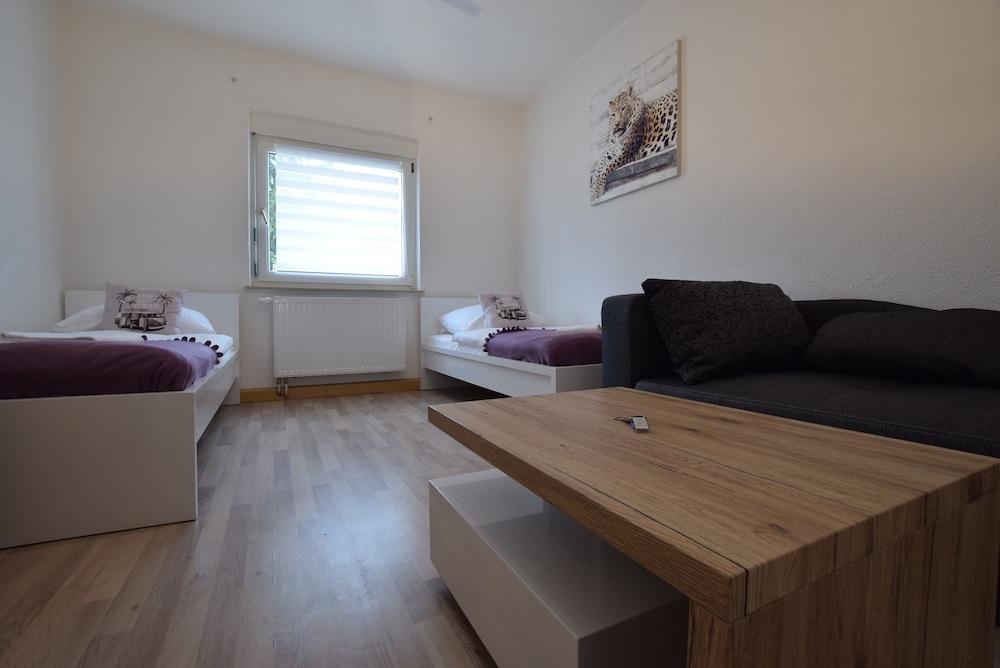 AB Apartments Apartments Terrotstrasse