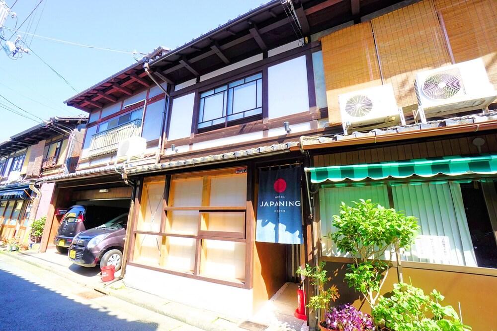 Japaning Hotel Kikoan