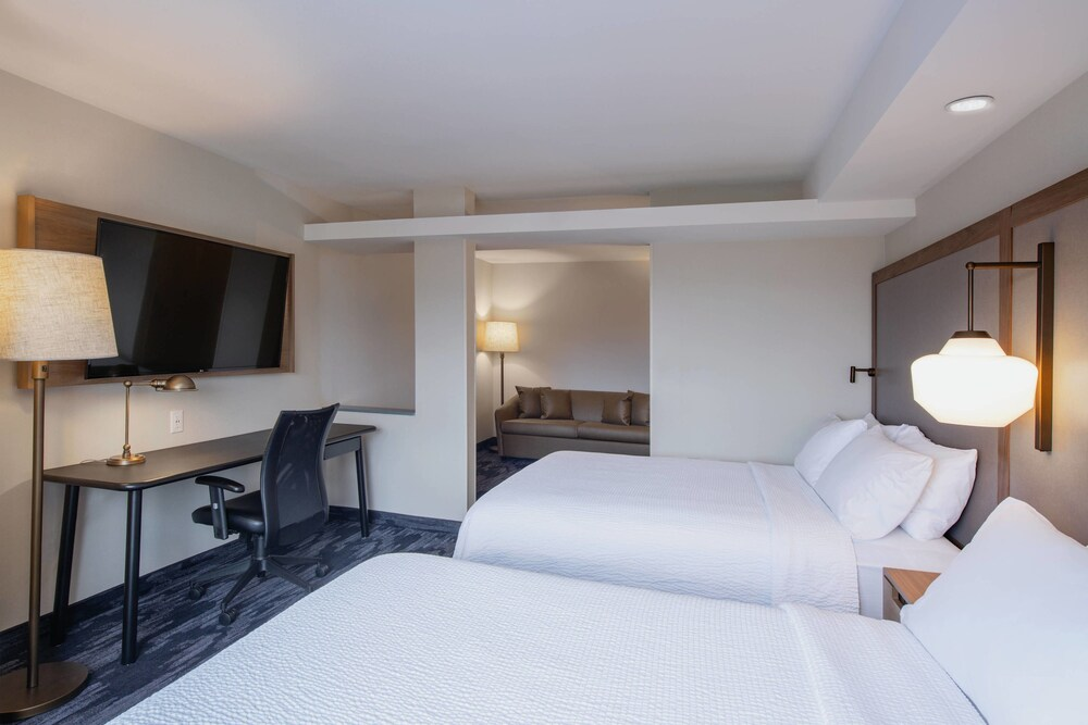 Gallery image of Fairfield Inn and Suites by Marriott Kelowna