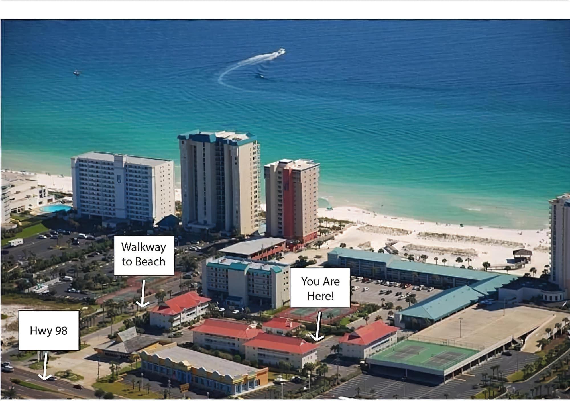 St Martin Beachwalk Villas 211 2 Br Condo