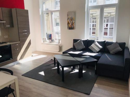 Brussels apartments luxury