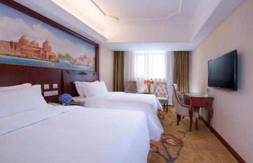 Vienna Hotel Nanjing Pukou Middle Puzhu Road