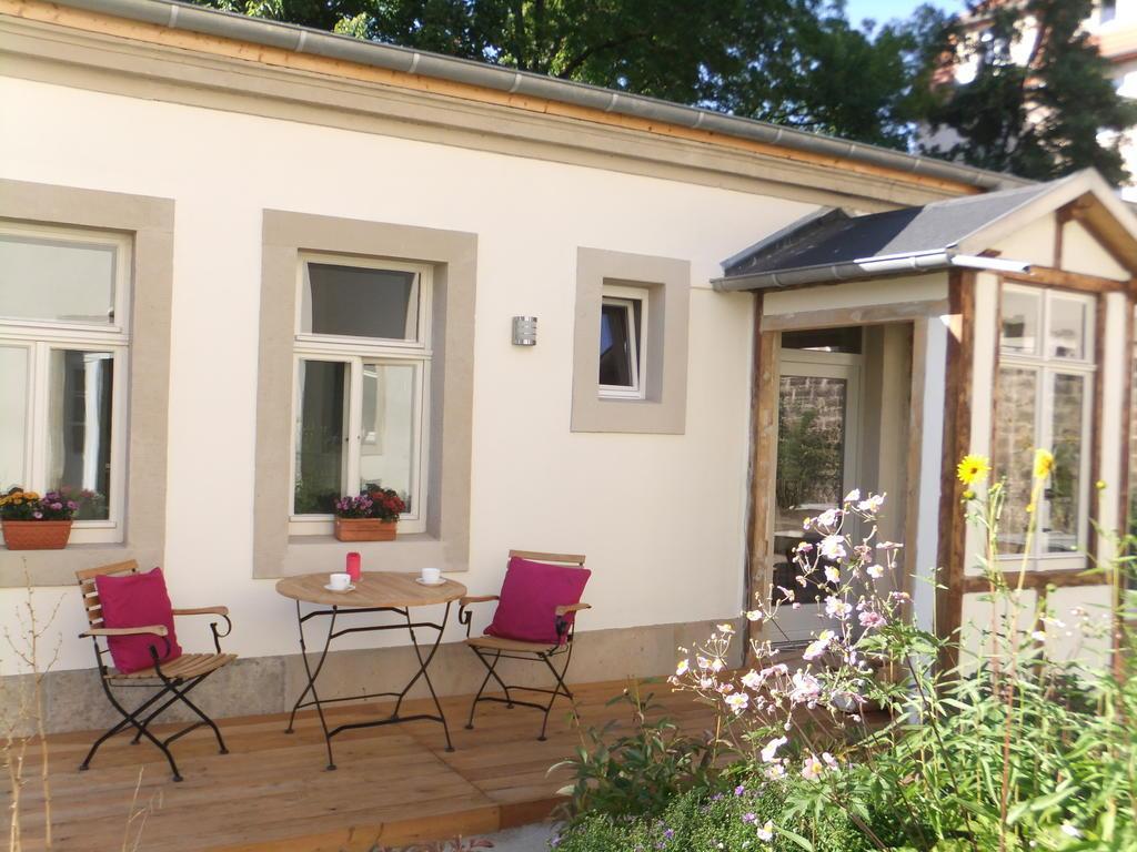 Gartenhaus Auguste