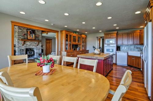 Custom Home with Decks in Boulder Gateway to Parks