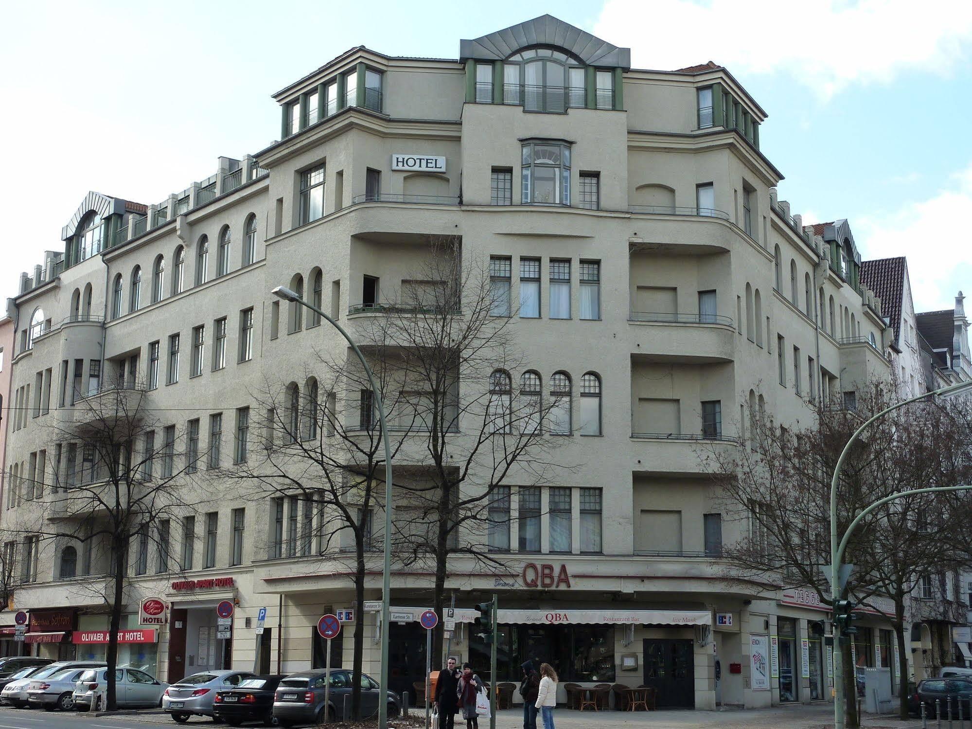 Olivaer Apart Hotel am Kurfrstendamm