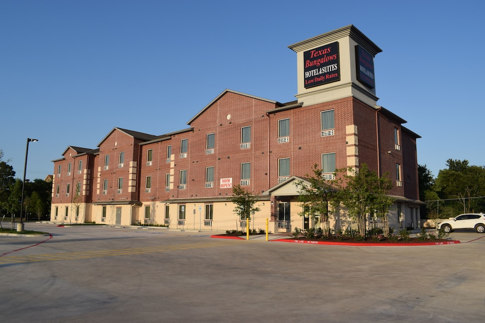 Texas Bungalows Hotel and Suites Austin