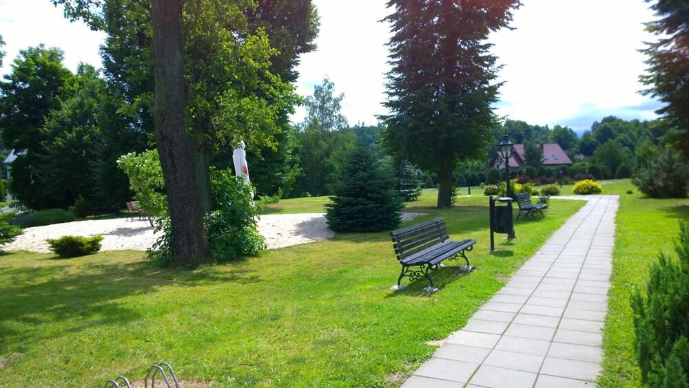 Gallery image of Palac Na Wodzie