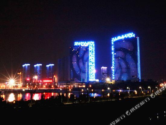 Qingdao Platinum Port Sea View Resort Hotel Platinum