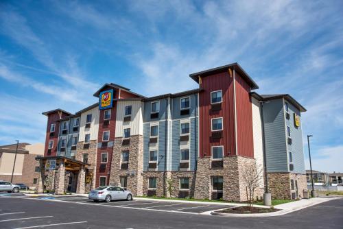 My Place Hotel Salt Lake City I 215 West Valley City UT