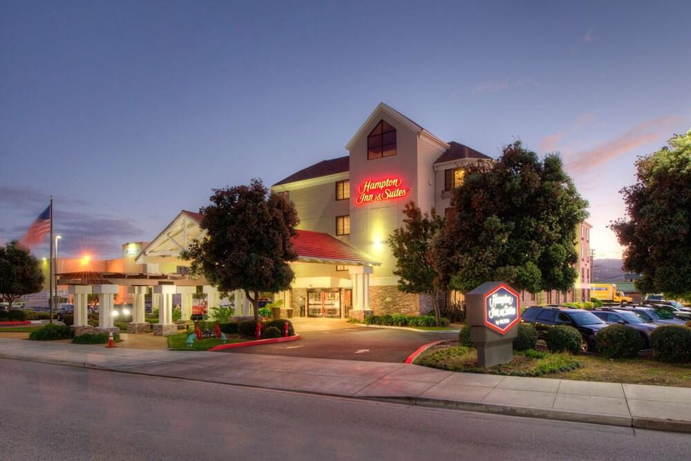 Hampton Inn & Suites San Francisco Burlingame Airport South