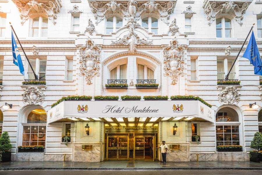 Hotel Monteleone New Orleans