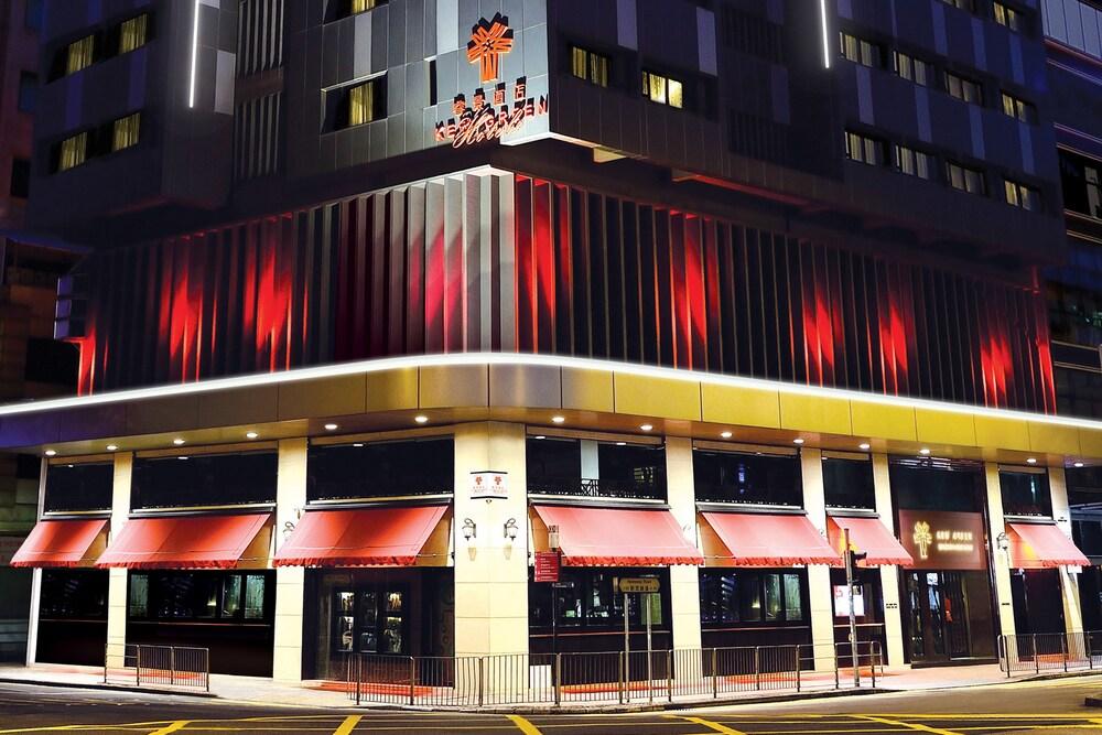 Kew Green Hotel Wanchai Hong Kong